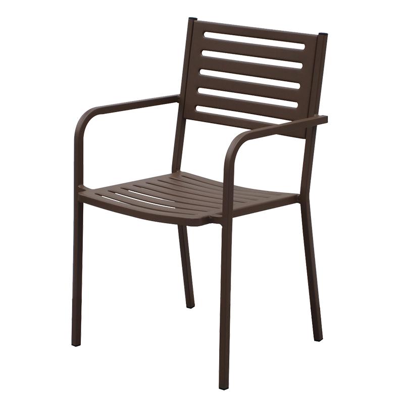 Метален стол