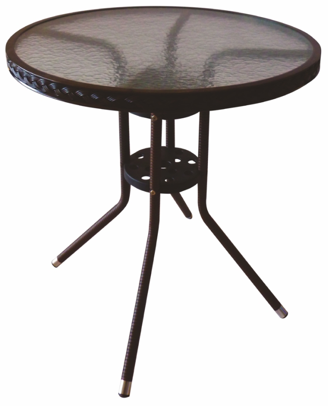 inhouse, table 4125B brown